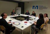 El área comercial de Mupiti se coordina para el Plan Comercial 2017
