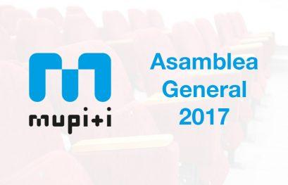 Próxima Asamblea General de Mupiti en A Coruña