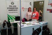 Mupiti y el CETILL juntos en el Fórum de la universidad de Lleida.