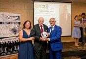 Entrega de premios el día del Colegiado en Valencia