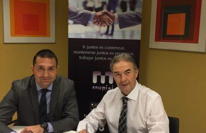 Se firma MupitiActiva con el Colegio de León