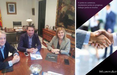 MUPITI Y COGITI SEVILLA FORTALECEN SU RELACIÓN MEDIANTE EL CONVENIO MUPITIACTIVA.