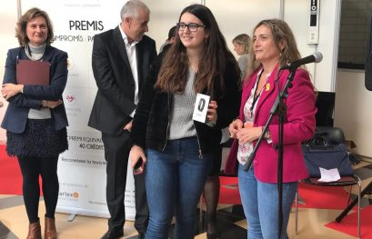 Rosa Pérez, la joven estudiante de ingeniería industrial de Girona que gana el sorteo de MUPITI