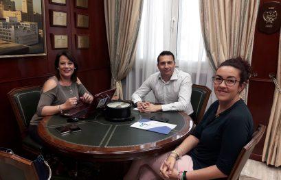 Reunión y Jornada Informativa en Huelva